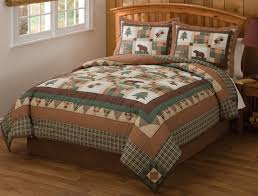 Rustic Bedding Sets Clearance Outstanding Rustic Bedding Sets Lodge Log Cabin Within Modern