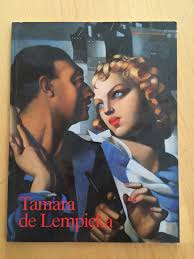 Tamara De Lempicka Art Tamara De Lempicka Art Book By Taschen Coffee Table Size 1992