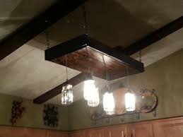 New Light Fixtures Wood Box Light Fixture Wood Pinterest Wood Boxes Woods And