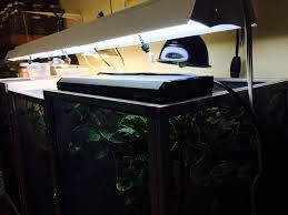 Zoo Med Light Fixture by Zoomed Low Profile T5 Ho Light Fixture Chameleon Forums