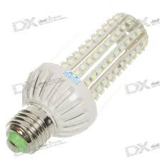 e27 8w 800lm 7000k cold white light 136 led corn cob bulb 100