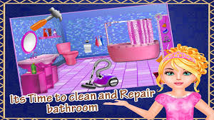 princess room clean u0026 fix it u2013 cleanup games android apps on
