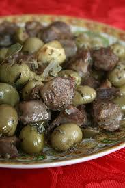 recette cuisine juive gésiers de volailles aux olives recette juive