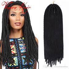 hair goddess freetress goddess faux locs crochet hair 20inches 100g pack