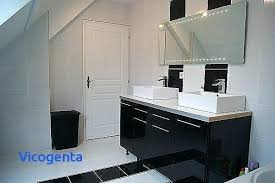 faire un meuble de cuisine salle de bain avec meuble de cuisine meuble de salle de bain moderne