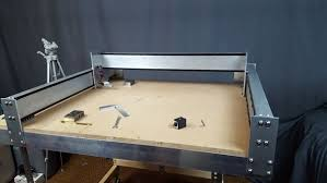 How To Build A Desk From Scratch Building A Cnc Router From Scratch 9 Steps