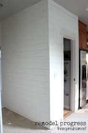 Wide Beadboard Paneling - plank walls adding character remodeling update the inspired room