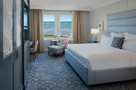 ocean view guest room in california the ritz carlton half moon bay