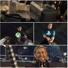 You Have No Power Here Meme - you have no power here pcmasterrace