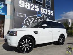 customized range rover 2017 range rover wheels available from ozzy tyres