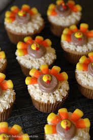 i baking thanksgiving turkey cupcakes brown sugar pound
