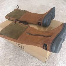 s ugg australia elsa boots 48 ugg shoes ugg s elsa boots chestnut from beth s