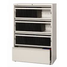 4 Drawer Lateral File Cabinet Hirsh Industries 10000 Series 4 Drawer Lateral File Cabinet File