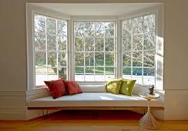 Bay Window Ideas Amazing Bay Window Bench Image Ideas With Breakfast Nook Curved