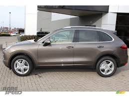 Porsche Cayenne Umber Metallic - 2012 porsche cayenne s in umber brown metallic photo 8 a43554