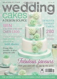 wedding cakes magazine winter 2013 squires kitchen shop