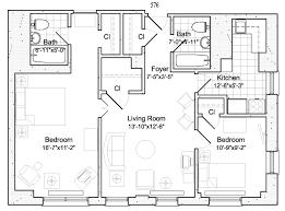 bedroom floor planner retirement community floor plans oak park river forest