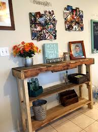 Pallet Console Table 300 Pallet Ideas And Easy Pallet Projects You Can Try Page 29