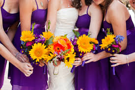 purple and orange wedding dress best purple and yellow wedding dress 18 on dresses to wear to a