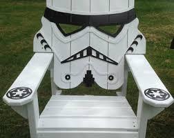 Wooden Skull Chair Skull Chair Adirondack Chair Yard Furniture Solid Wood