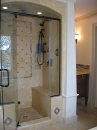 Bathroom Designs With Walk In Shower by Walk In Shower Small Bathroom Designs Corner Square Wall Mounted