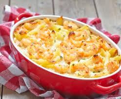 comment cuisiner des crevettes roses gratin de crevettes recette de gratin de crevettes marmiton