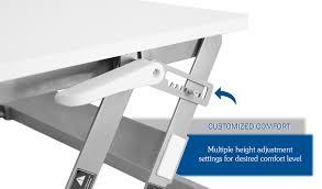 Height Adjustable Desk Diy by Height Adjustable Standing Desk 45 Fascinating Ideas On Locus