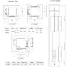 section 1059 plans apartments elevator plan autocad house plan elevator phlooid