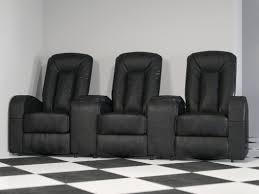 home theater leather chairs freeport park leather home theater group seating row of 3