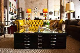 Flat File Cabinet Wood by 10 Ways To Use Architectural Flat Files At Home Apartment Therapy