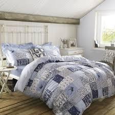 emma bridgewater blue patchwork bedding collection ponden homes