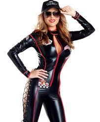 Halloween Costume Race Car Driver Formula Fun Racer Costume