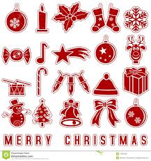 christmas card stickers buy u2013 merry christmas u0026 happy new year