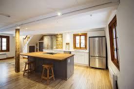 armoire de cuisine rustique ébénisterie adelard tremblay et fils cuisines