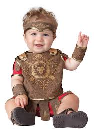 spartacus halloween costume infant gladiator costume
