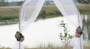 wedding arch pvc pipe how to use tulle for wedding decorations awesome use pvc pipe to