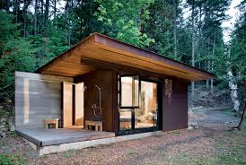 Building A Small Cabin In The Woods by Articles About First Class Cabins On Dwell Com Dwell