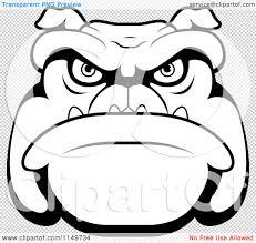 bulldog face clipart u2013 101 clip art