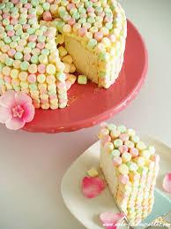 heavenly angel food cake recipe marshmallow cake angel food