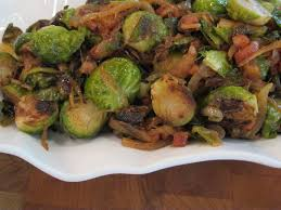 thanksgiving by emeril roasted brussels sprouts with caramelized