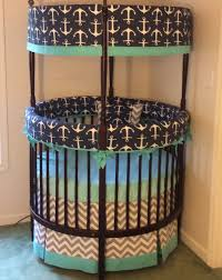 Circle Crib With Canopy by A Personal Favorite From My Etsy Shop Https Www Etsy Com Listing