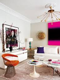 Mid Century Modern Living Room by Interiors A Playful Mid Century Modern Mix The Home For Modern