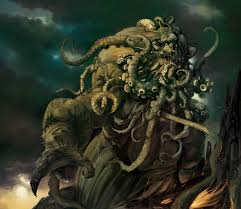 finally found a picture of cthulhu with