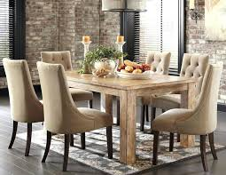 unique dining room sets other imposing dining room sets leather chairs on table formal