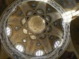cupola di san lorenzo torino la cupola da sotto foto di real chiesa di san lorenzo torino