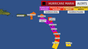 Caribbean Weather Map by The Weather Channel On Twitter