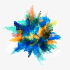 beautiful color splash background splash color ink png image for