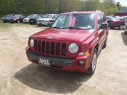 jeep maroon 2007 jeep patriot dukes auto sales