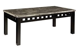 granite top end tables furniture rectangle dark grey granite top coffee table with wooden