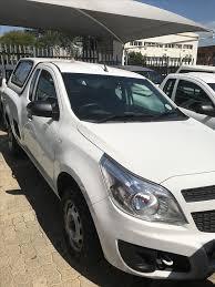 Port Elizabeth Car Rental Comet Car Rental Port Elizabeth Has Some Really Cool Bakkies For